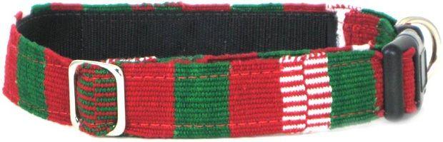 Color Pet™ Maya Custom Personalized Holiday Collar: Large