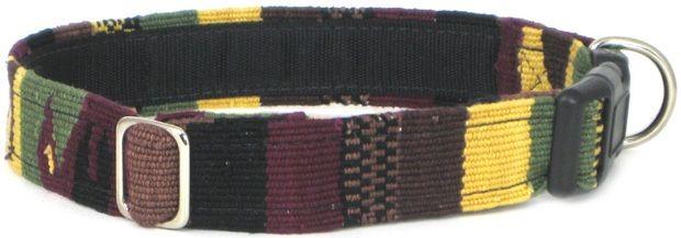Color Pet™ Maya Earth Collar: Medium