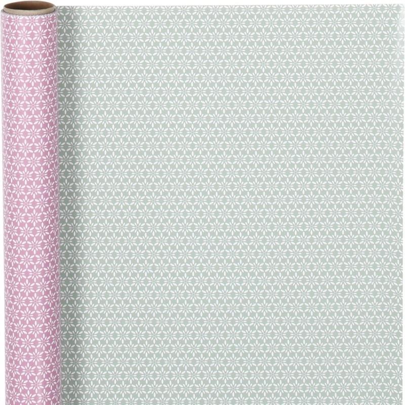 Vivi Gade Gift Wrap, W: 50 Cm, 80 G, 5 M, 1 Roll