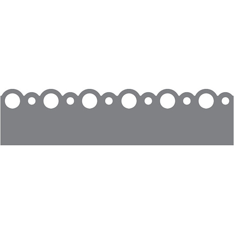 Fiskars Interchangeable Border Punch Cartridge, Bobbles, L: 10 Cm, W: 2 Mm, 1 Pc