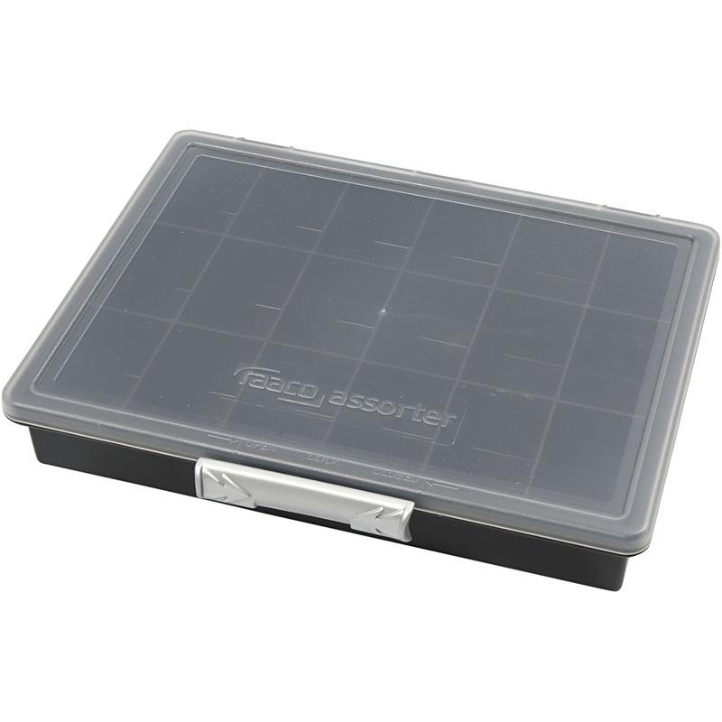 Raaco Storage Box, 24x19,5x4,3 Cm, 1 Pc