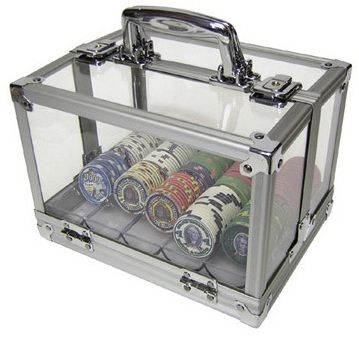 Poker Chip Fill Carrier (6 Tray / 600 Chip)