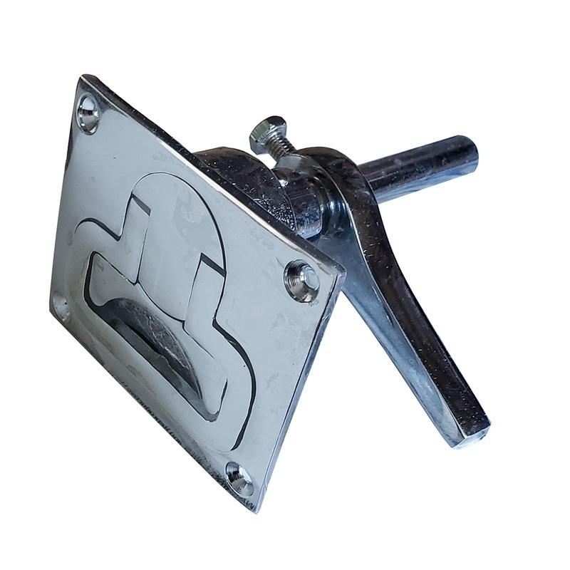 """Sea-dog Hatch Handle Latch - 3-3/4"""" X 3"""""""