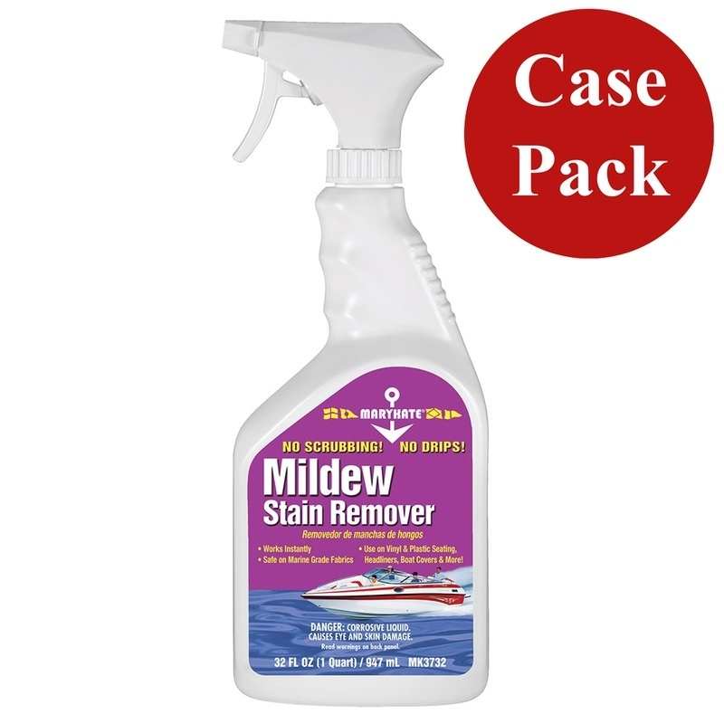Marykate Mildew Stain Remover - 32oz - #mk3732 *case Of 12