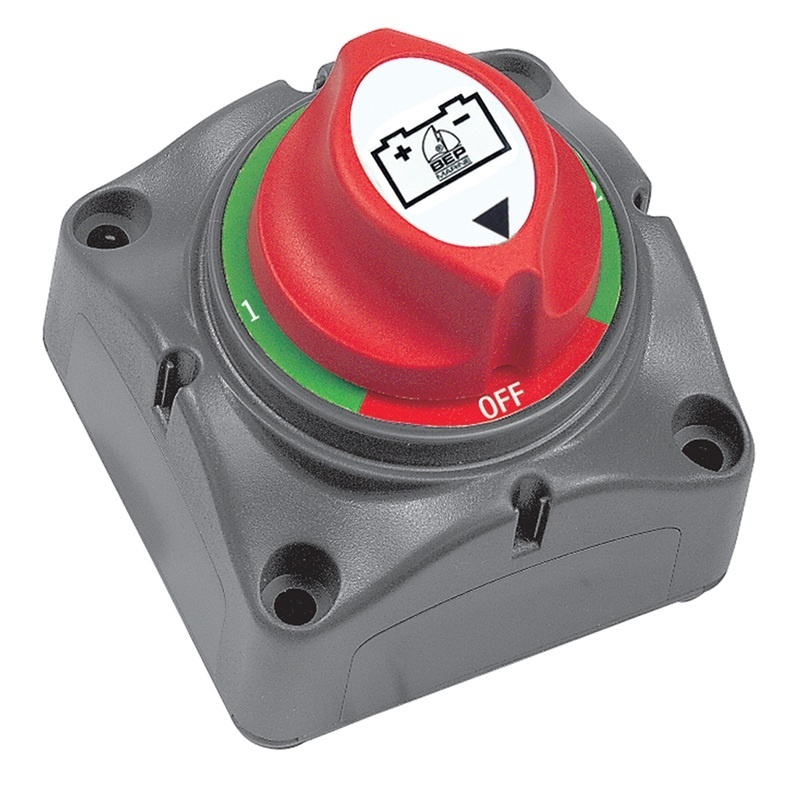 Bep Mini Battery Selector Switch