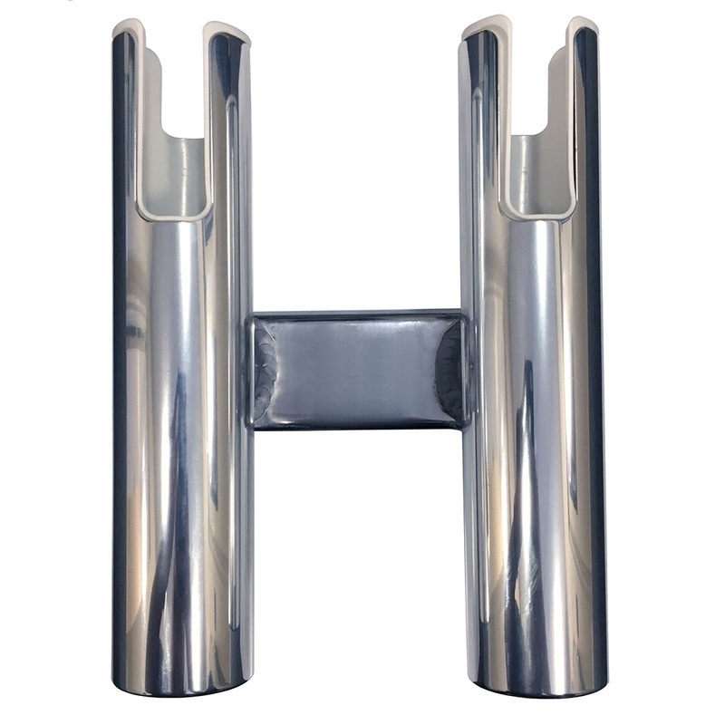 Tigress Double Spinning Console Rod Holder
