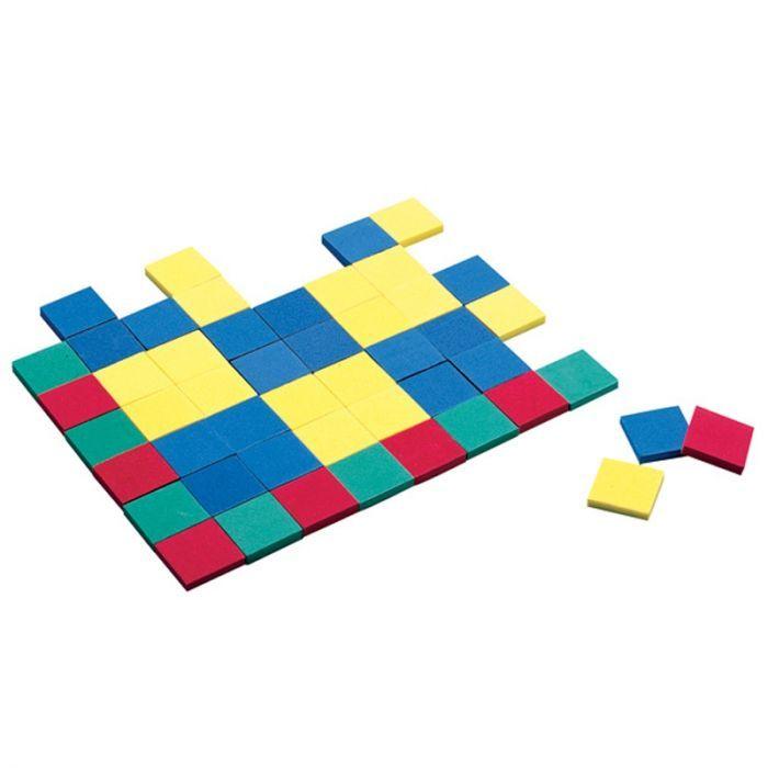 Foam Color Tiles Set Of 400