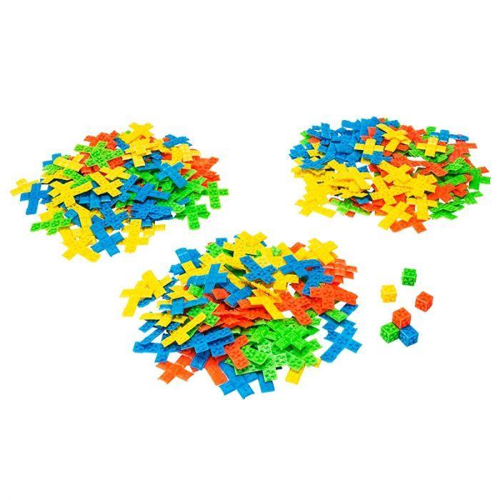 Omnifix Cubes, Set Of 300