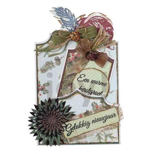 Joy! Crafts Die - Flowerborder Art Nouveau