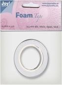3d Craft Foam Tape 0.5 Mm Thick X 12 Mm Wide By 2 Meters