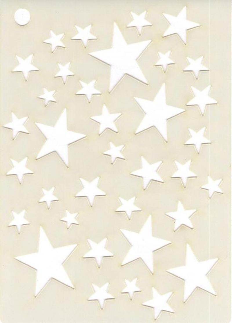 Creative Expressions Mini Stencil -Starburst