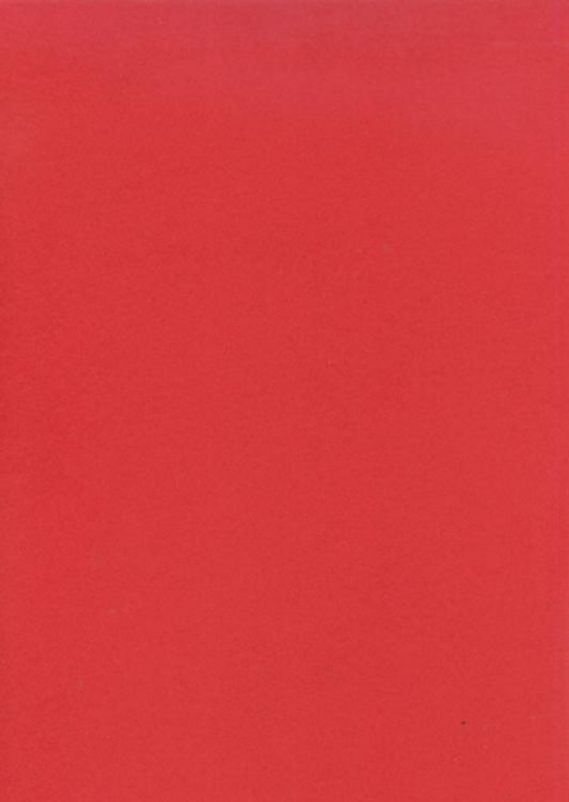 Foundation Cardstock 25 Shts 220 Gsm - Ruby