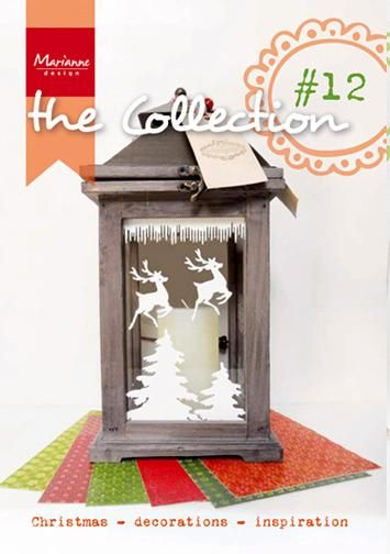 Marianne Design - The Collection #12 December