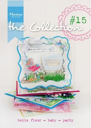 Marianne Design - The Collection #15 March