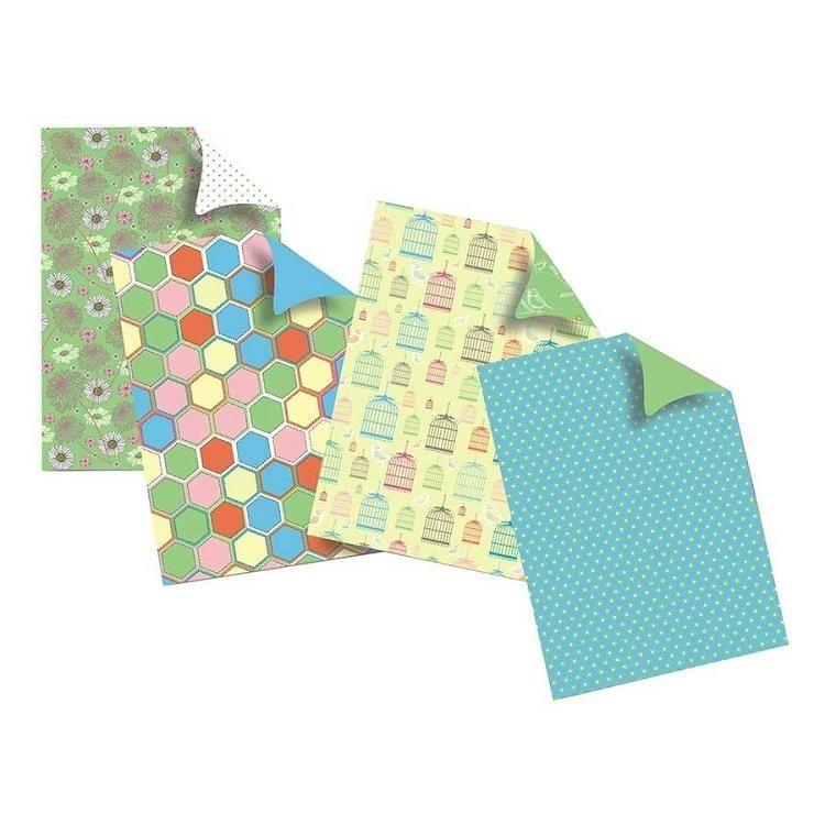 Designer Paper - Summer Garden
