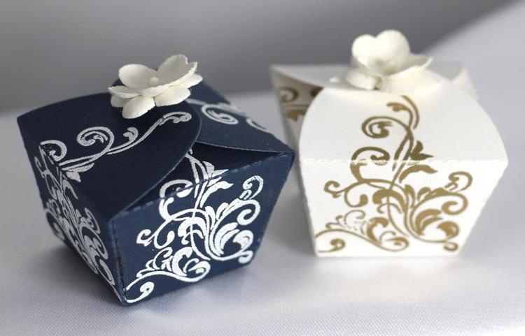 Wrapping Die Gift Box 1 - Jewelry