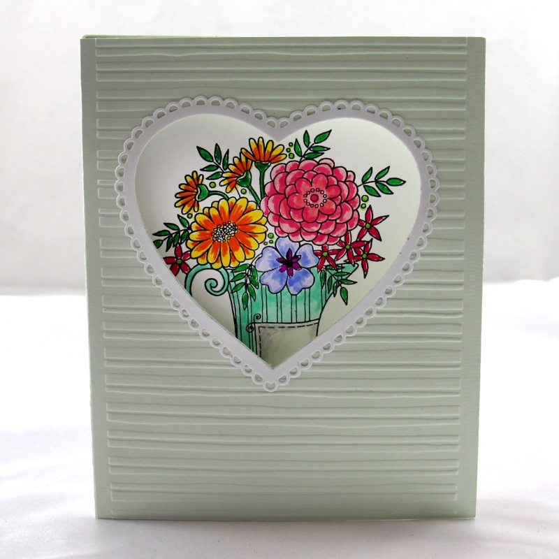 Creative Expressions 5 X 7 Embossing Folder Distressed Lines
