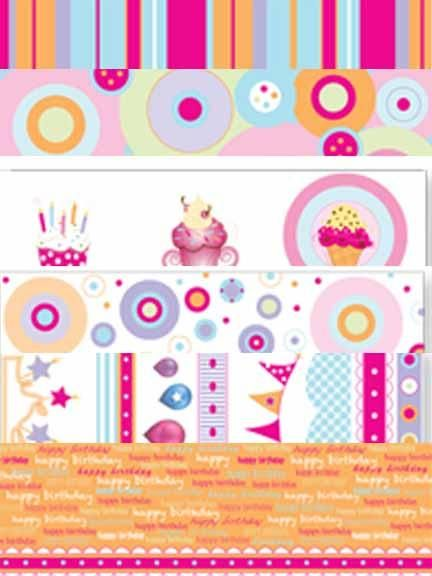 Paper Collection -sweet Celebrations