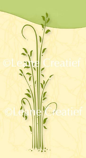 Lea'bilities Clear Stamp Grass