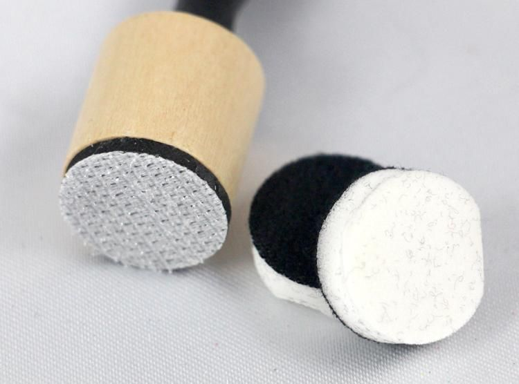 Nellie's Choice - Small Ink Applicator With 2 Pads 2Cm (Dauber Dowel Small)