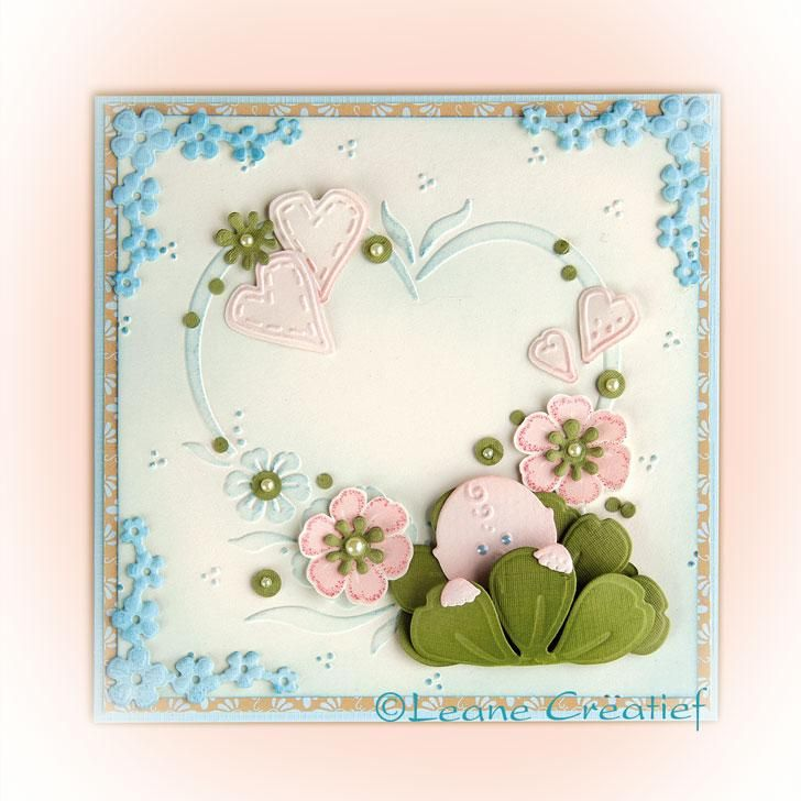 Lea'bilities Embossing And Cutting Die - Multi Die Flower Blossom