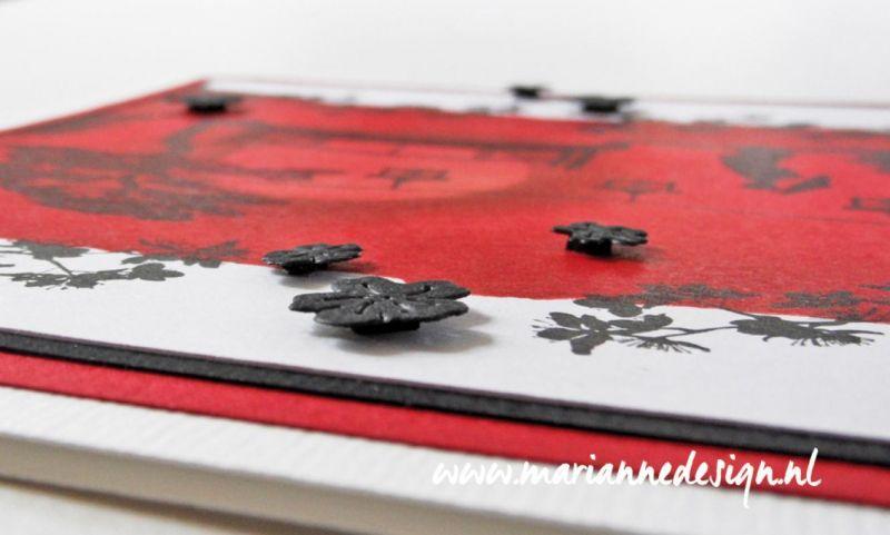 Marianne Design Black Foam Tape - 2mm