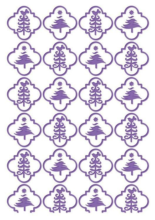 Embossing Folder- Christmas Collection 4 X 6 - Merry Little Christmas