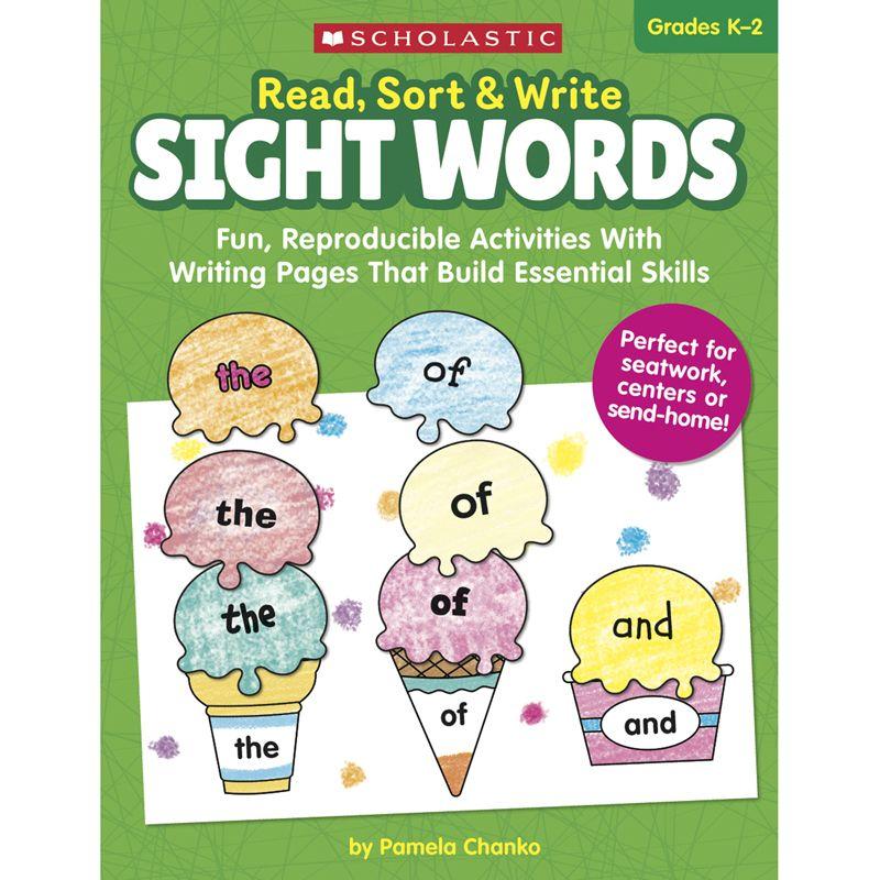 Read Sort & Write Sight Words