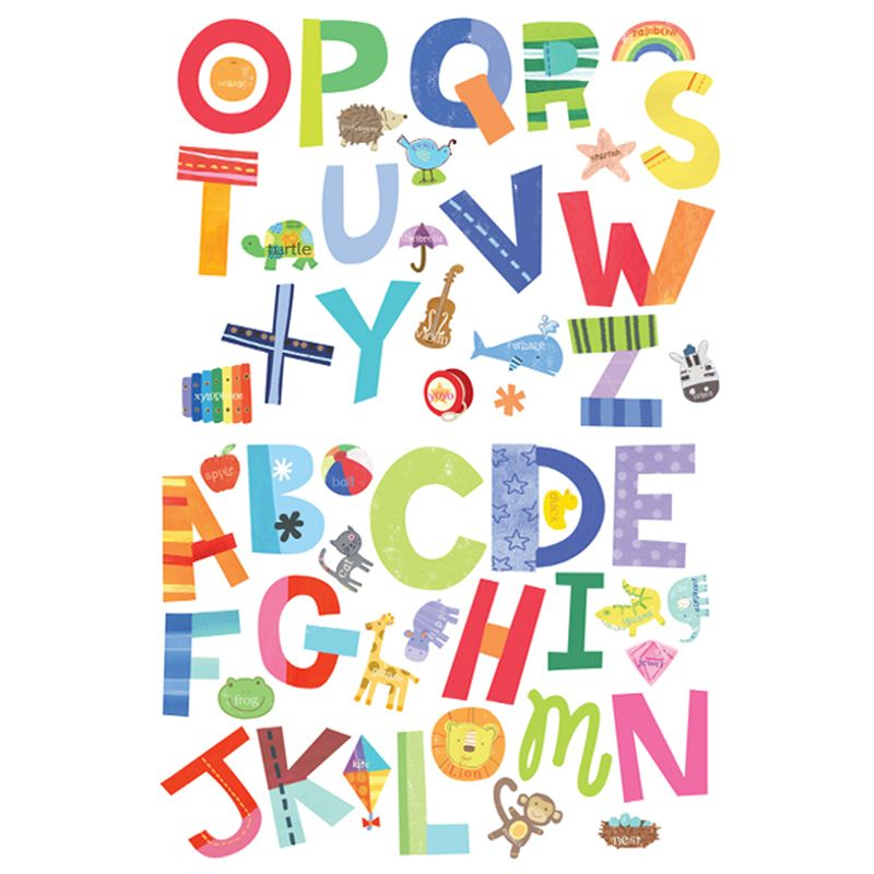 Alphabet Fun Wallies