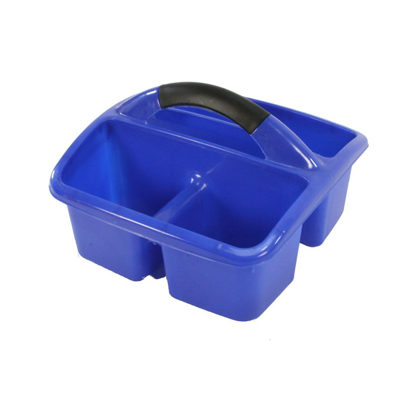Deluxe Small Utility Caddy Blue