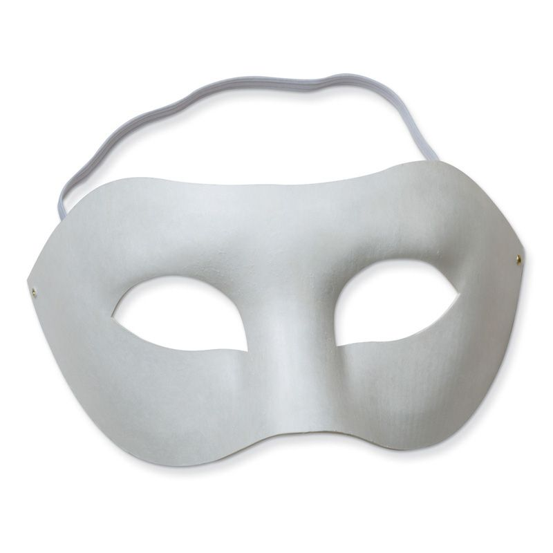 Paperboard Mask Marauder 4in X 7in