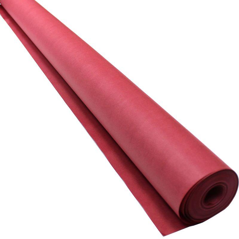 Rainbow Kraft Roll 100 Ft Red