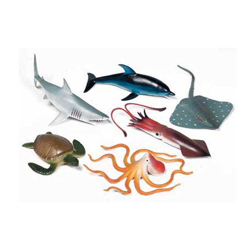 Ocean Animal Playset