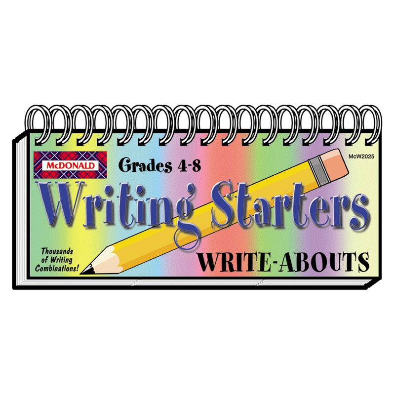 Write Abouts Writing Starters