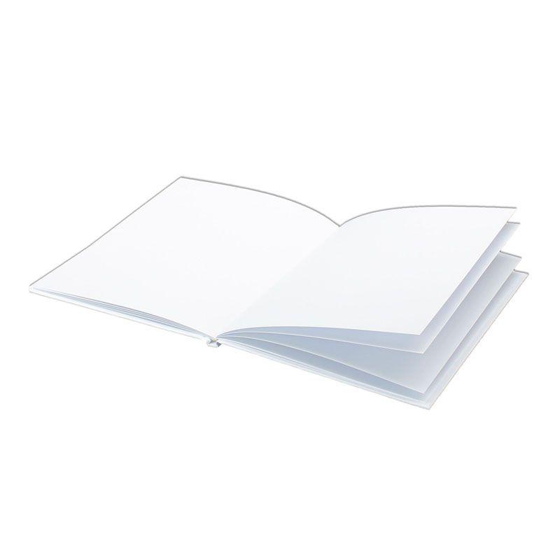 Hardcover Blank Book Portrait 24pk 6x8