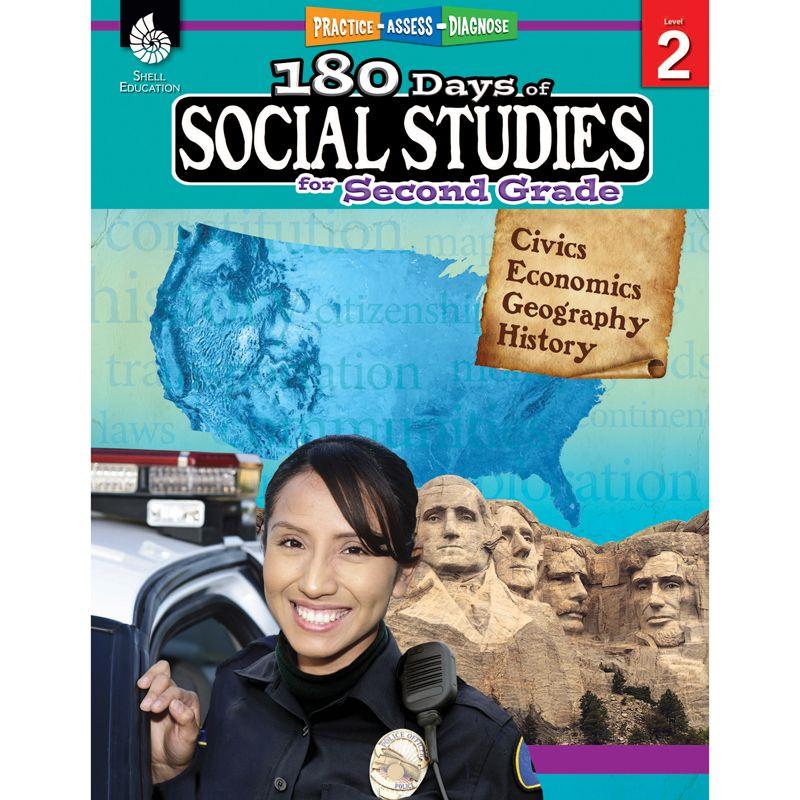 180 Days Of Social Studies For Gr 2