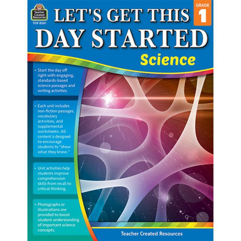 Lets Get Day Started Science Gr1