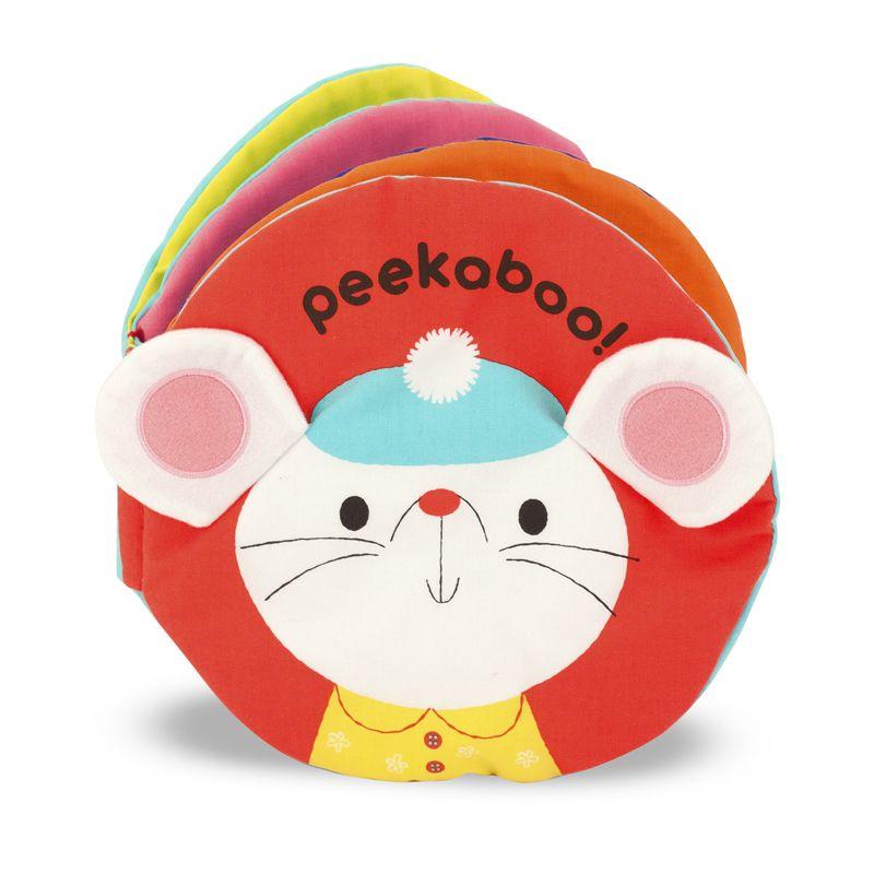 Soft Book Peekaboo