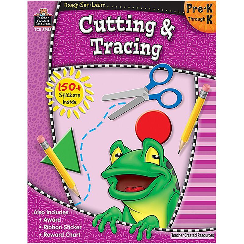 Ready Set Learn Cutting & Tracing Gr Pk-k