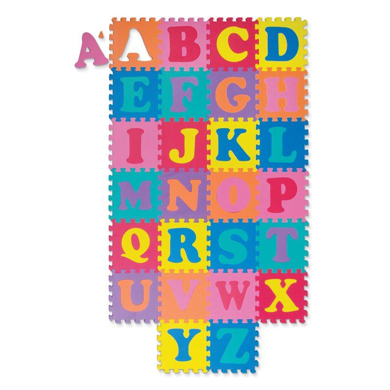 Wonderfoam Alphabet Puzzle 52 Pcs Mat 10 X 10