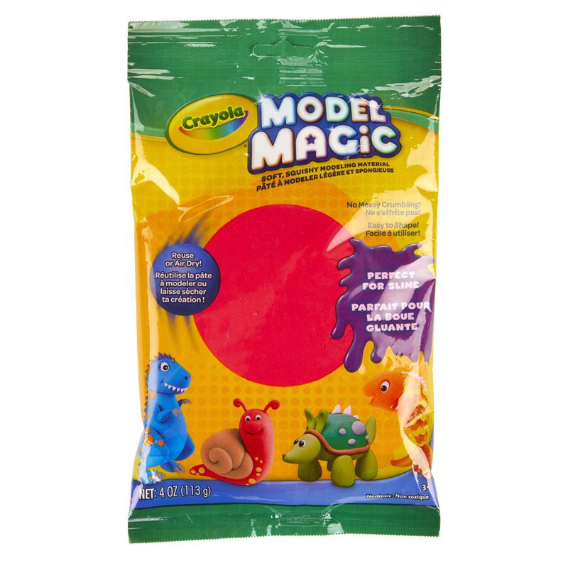 Model Magic 4 Oz Red