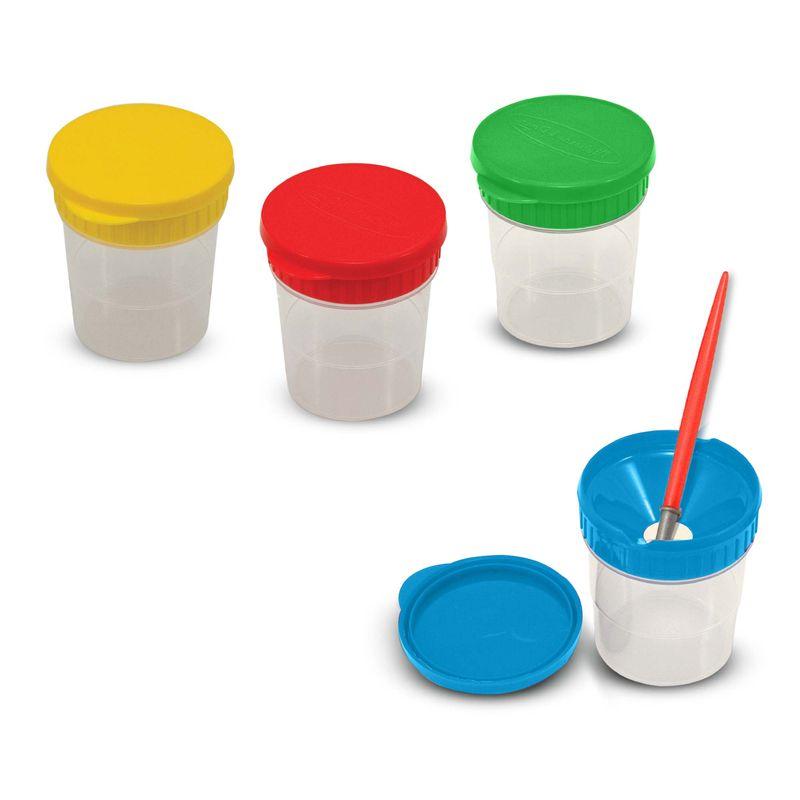 Paint Cups Set Of 4