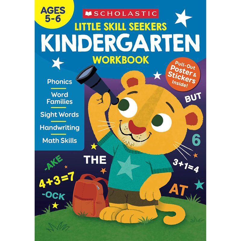 Little Skill Seekers Kindergarten Workbook