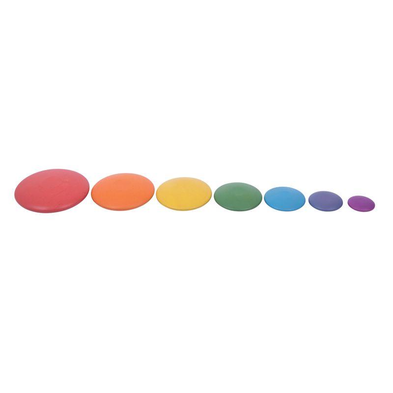 Tickit Rainbow Buttons