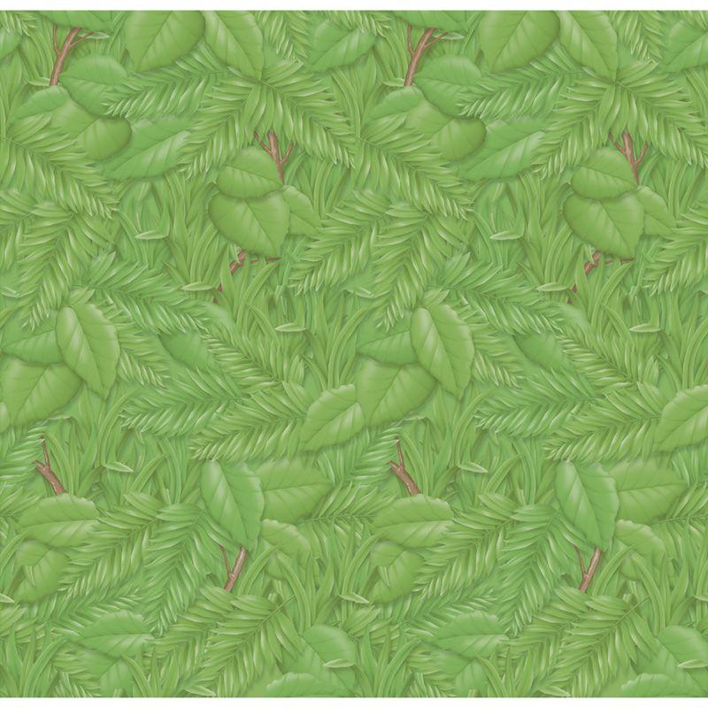Fadeless 48X50 Rl Tropical Foliage
