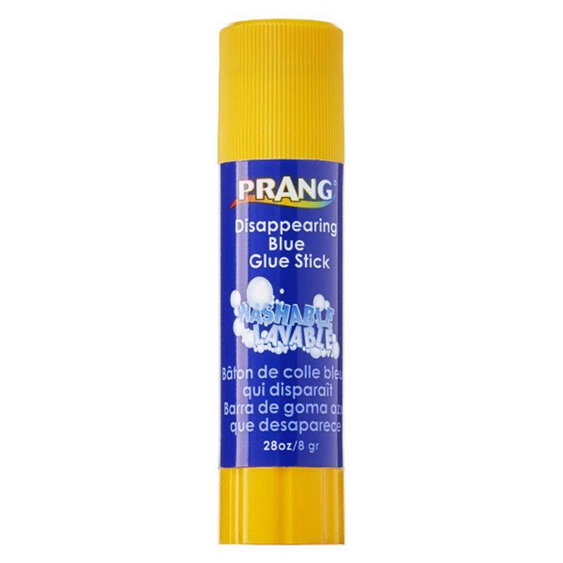 Prang Glue Sticks Small Blue .28oz