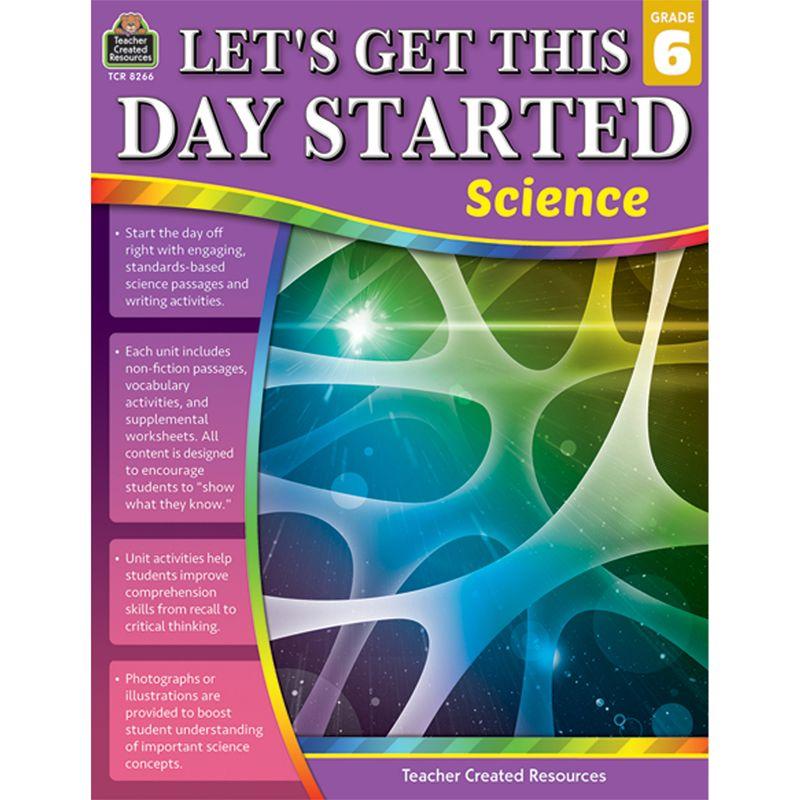 Lets Get Day Started Science Gr6