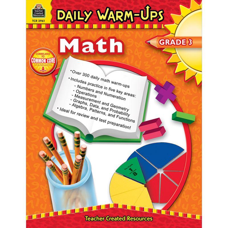 Daily Warm-Ups Math Gr 3