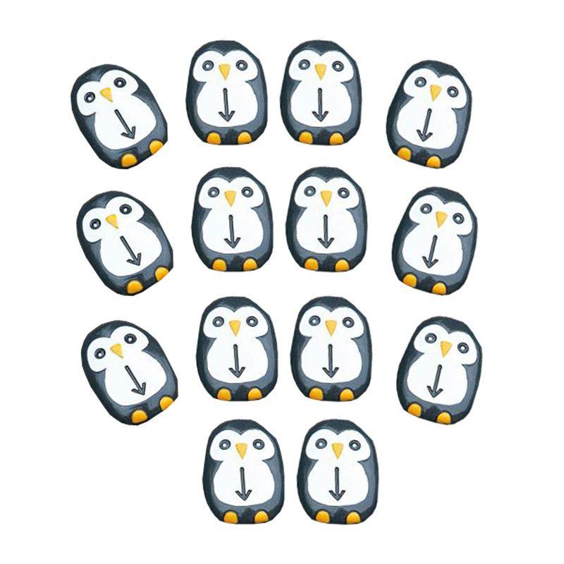 Pre Coding Penguin Stones