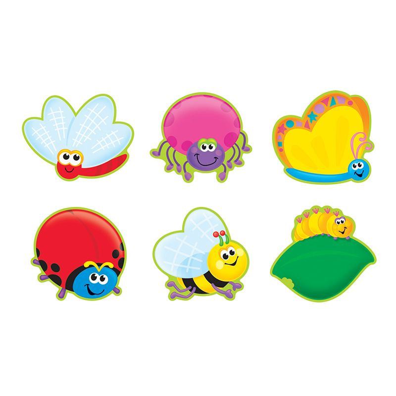 Bright Bugs Classic Accents Variety Pk